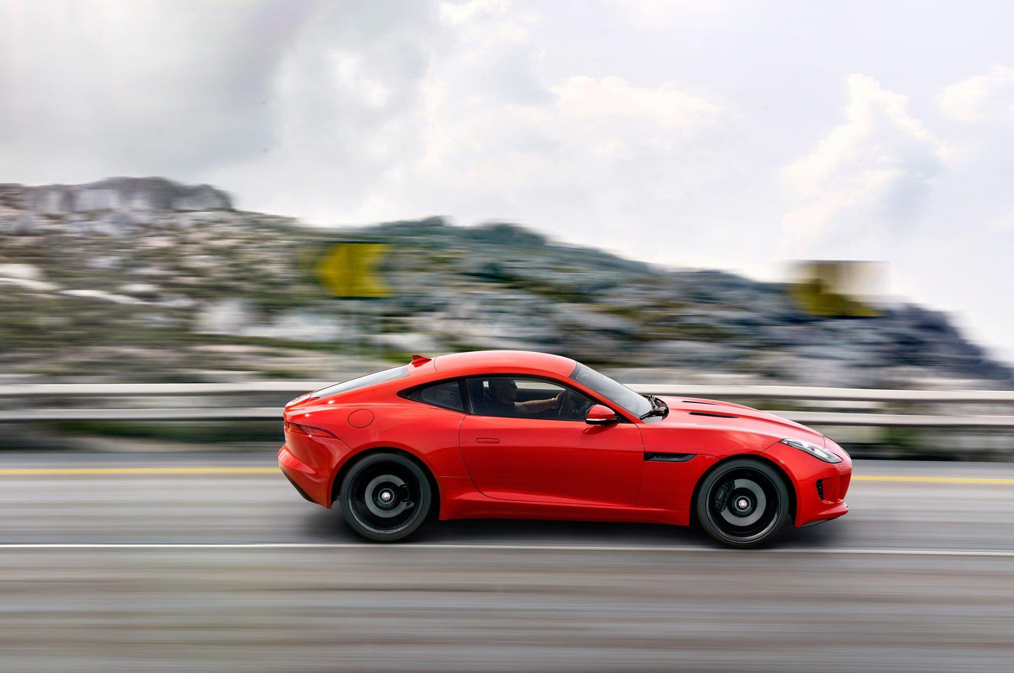 """Тест-драйв Jaguar F-TYPE (2015)"""">"""