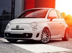 ������ Pogea Racing ���������� Fiat 500 Abarth