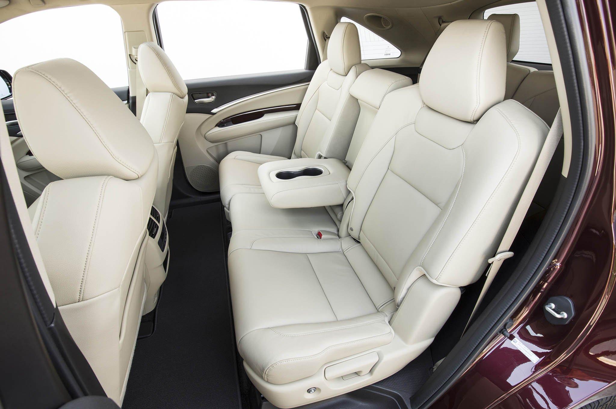 Тест-драйв Acura MDX (2014)