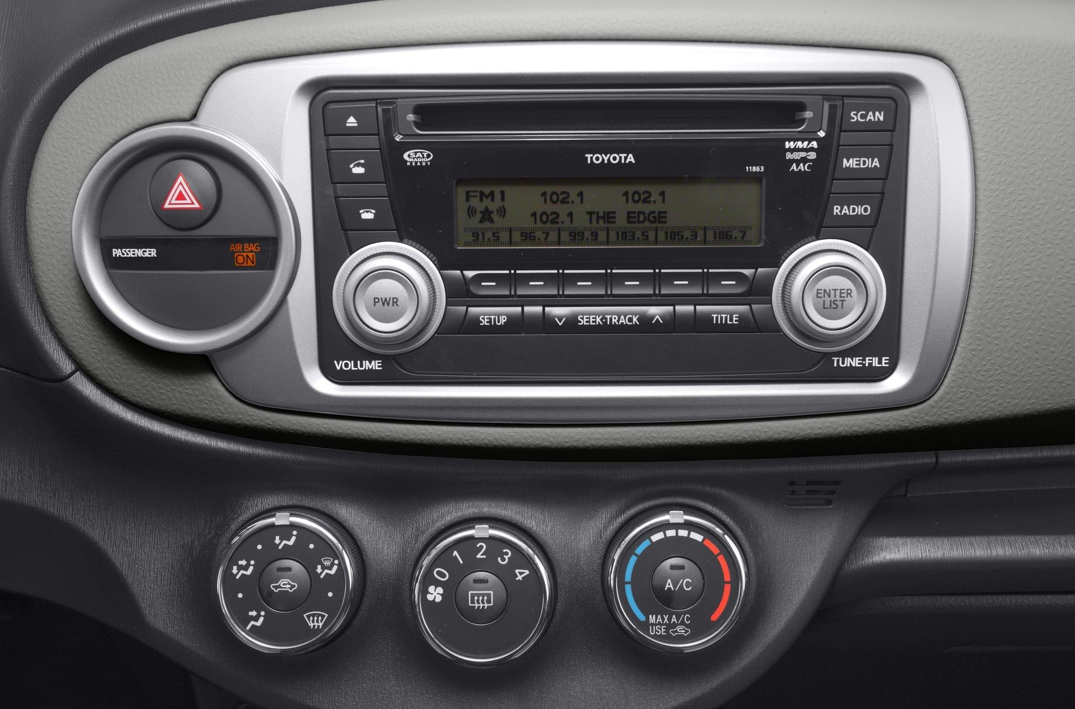 Тест-драйв Toyota Yaris (2014)