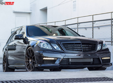 Mercedes-Benz E63 AMG Wagon от RENNtech