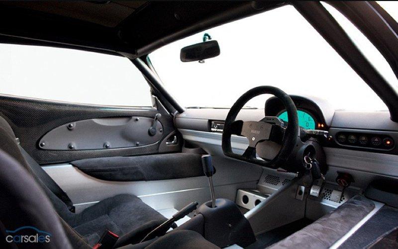 Австралиец оснастил Lotus Elise 2,2-литровым мотором Audi