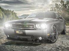 O.CT Tuning форсировал 6,4-литровый мотор HEMI V8 Chrysler