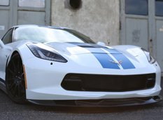 Chevrolet Corvette C7 Stingray в исполнении Geriger Cars