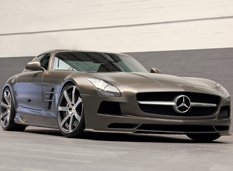 Mercedes-Benz SLS AMG в тюнинге DD Customs