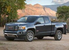 GM объявил новые данные о Chevrolet Colorado и GMC Canyon