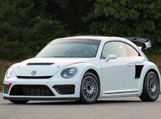 Volkswagen Andretti Rallycross представила 544-сильный Beetle GRC