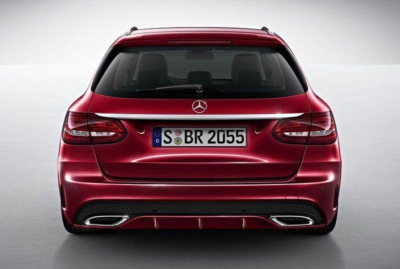 Mercedes-Benz показал универсал C-Class Estate AMG Line