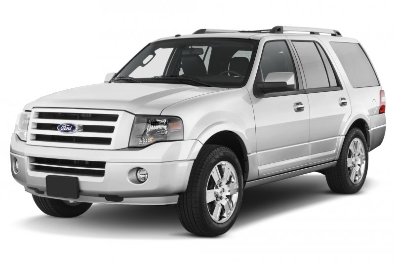 Тест-драйв Ford Expedition (2014)