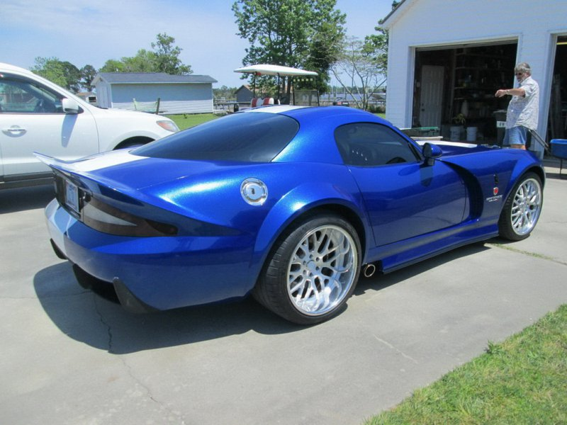 На eBay продается спорткар Bravado Banshee из игры GTA