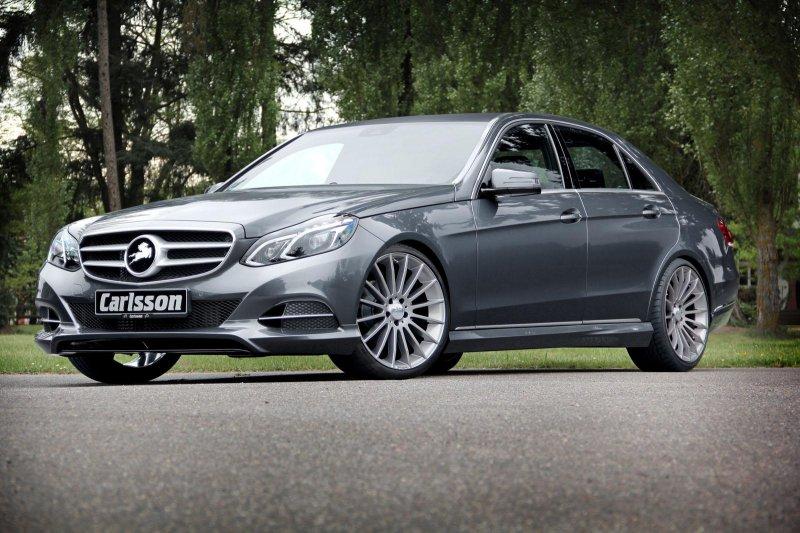 Carlsson представил комплексный пакет для Mercedes E-Class 2014