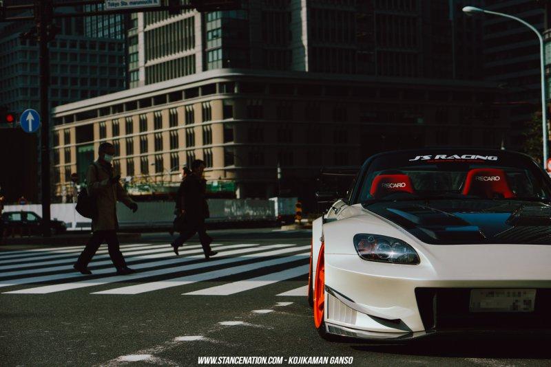 Honda S2000 в тюнинге японского ателье J'S RACING