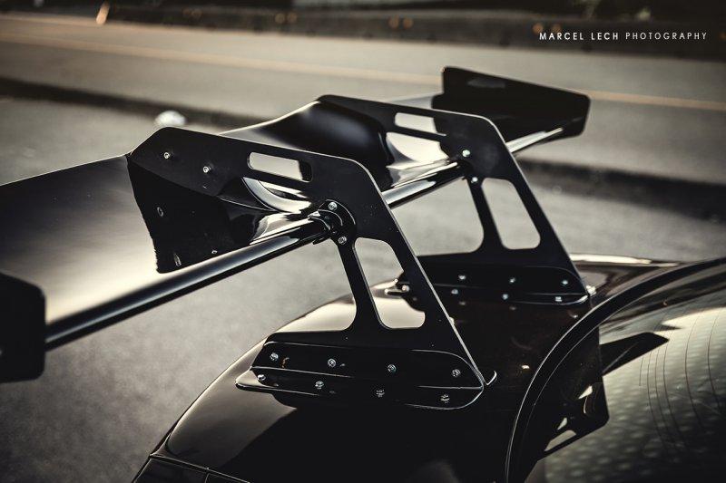 Nissan GT-R в обвесе Liberty Walk от Europa Auto Design