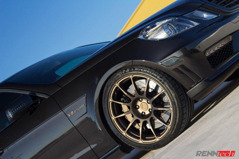 Mercedes-Benz E63 AMG Wagon от RENNtech