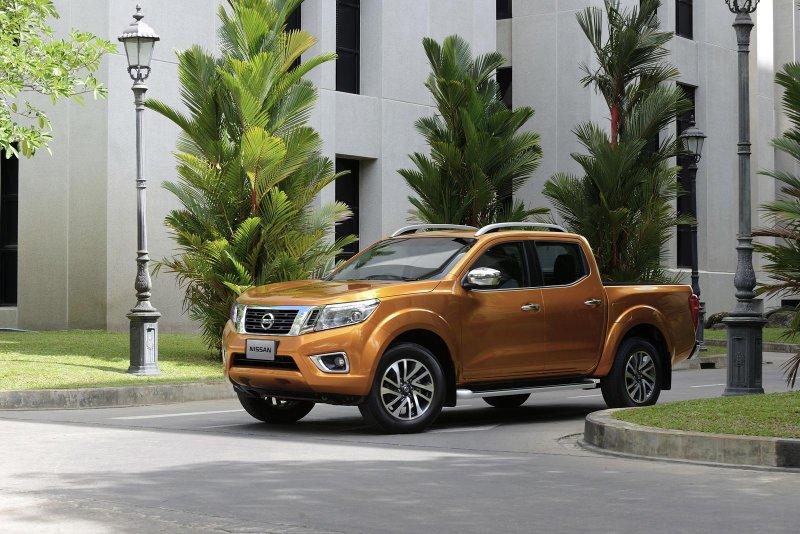 Пикап Nissan Navara сменил поколение