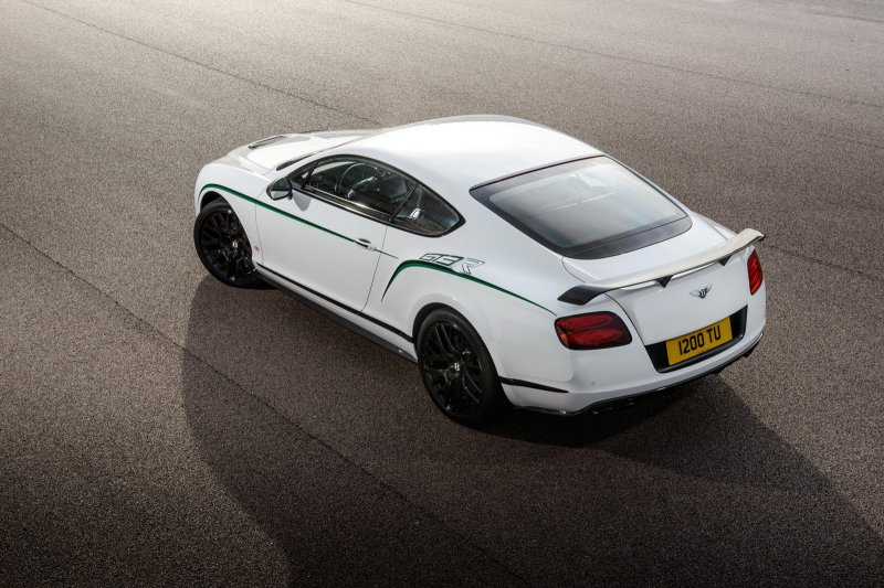 Bentley рассекретил трековый спорткар Continental GT3-R