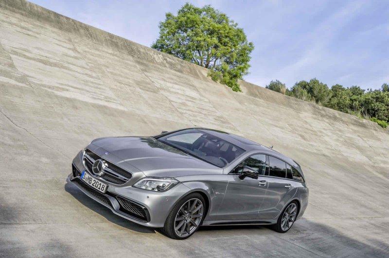 Mercedes-Benz обновил CLS и CLS Shooting Brake