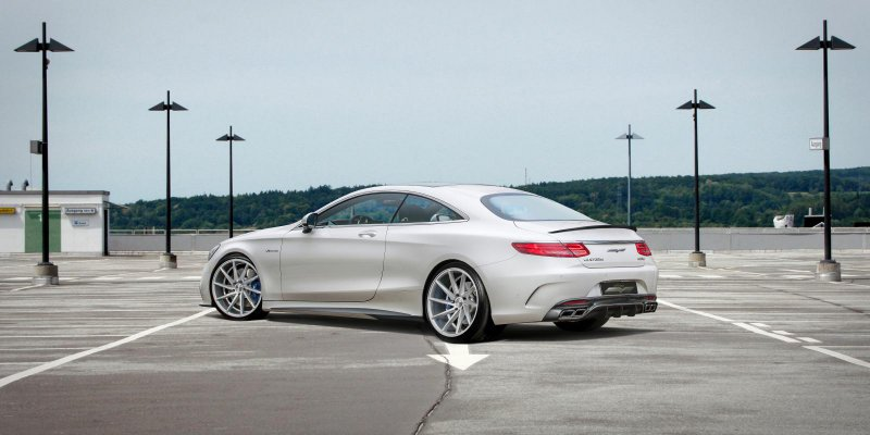 Voltage Design «прокачал» Mercedes-Benz S63 AMG Coupe