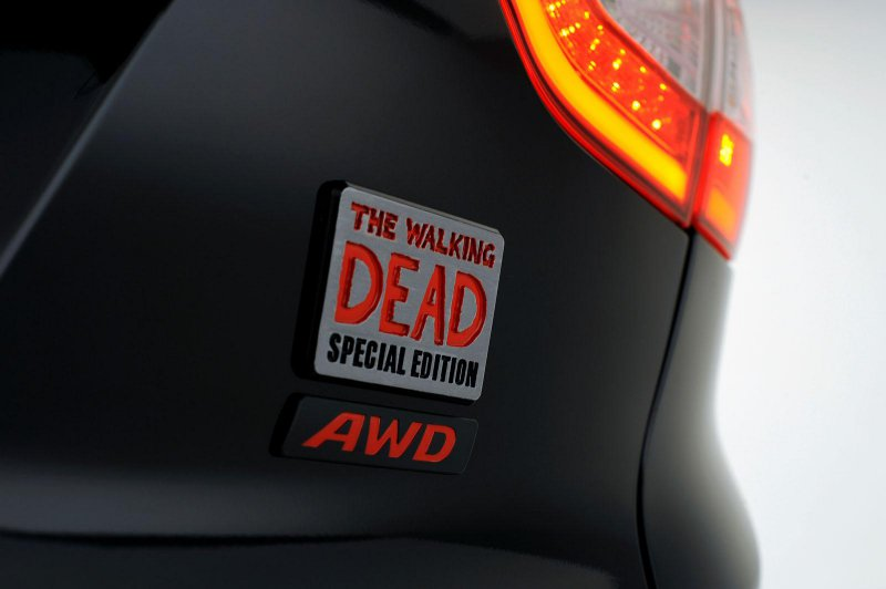 Hyundai представил Tucson The Walking Dead Edition