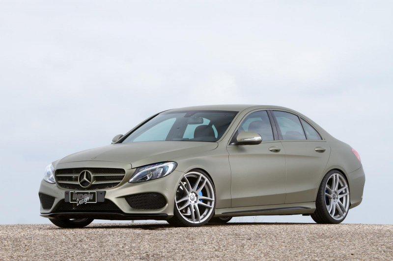 Mercedes-Benz C180 AMG Line от Inden Design