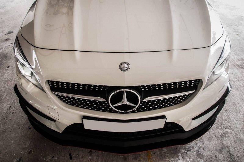 Mercedes-Benz CLA в тюнинге RevoZport