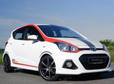 В Германии появился хэтчбек Hyundai i10 Sport