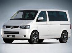 ABT Sportsline добавил спортивности Volkswagen T5