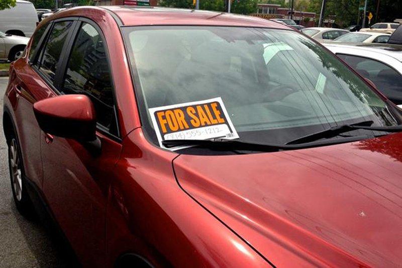 Как быстрее продать подержанный автомобиль