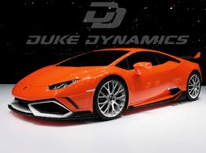 Lamborghini Huracan Arrow от Duke Dynamics