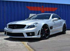 Mercedes-Benz SL63 AMG от MC Customs