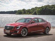 Китайцы получили длиннобазный седан Cadillac ATS-L