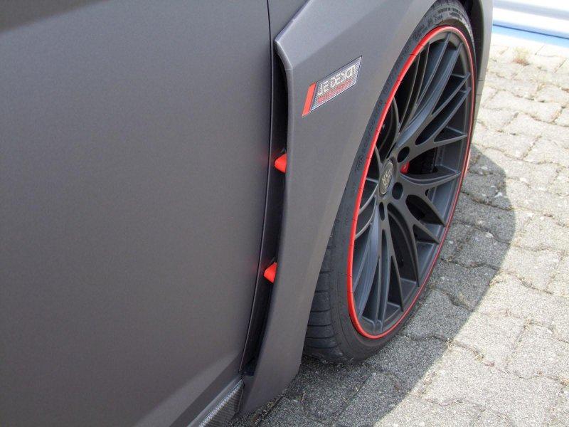 Ателье JE Design доработало SEAT Leon Cupra 280