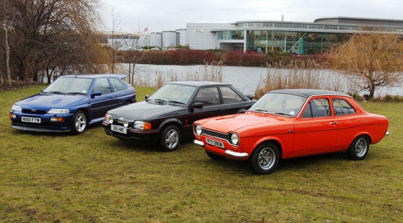 10 автомобилей марки Ford, по которым скучают автовладельцы