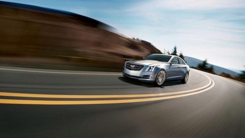 Cadillac ATS обновился на 2015-й модельный год