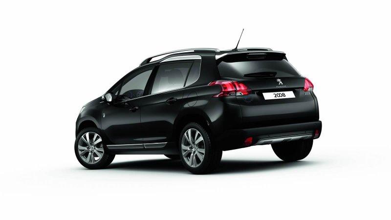 Peugeot выпустил кроссоверы 2008 и 3008 Crossway Special Edition
