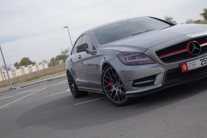 Mercedes-Benz CLS500 �� ������ D2Forged Wheels