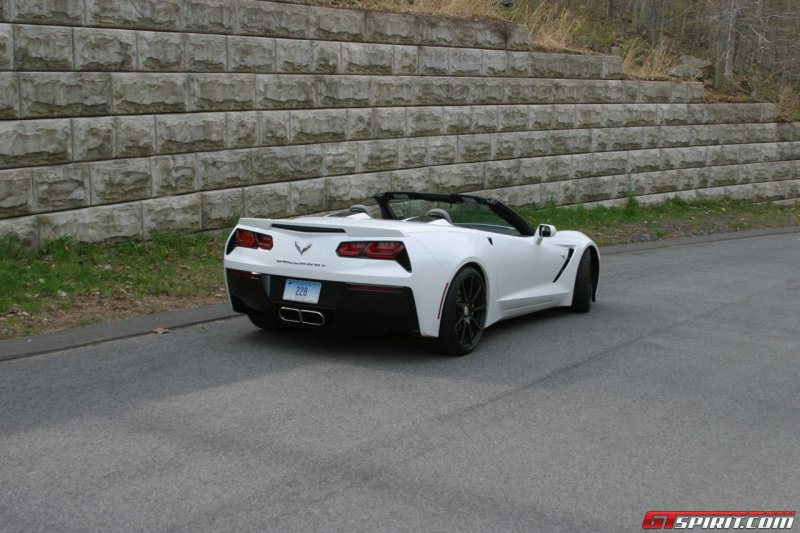 Callaway превратил Chevrolet Corvette C7 Stingray в SC627