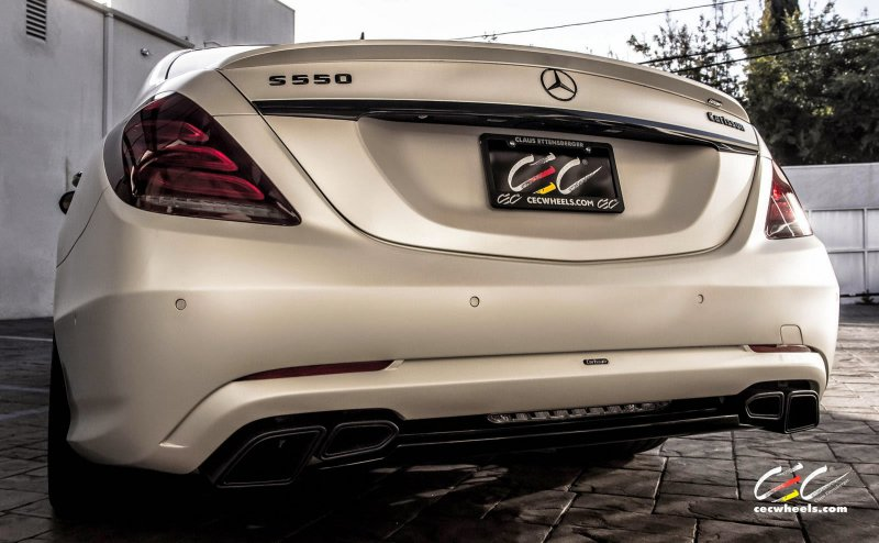 Carlsson Mercedes-Benz S-Class W222 �� ������ CEC Wheels