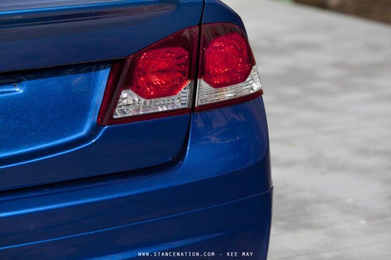 Honda Civic Mugen Si в правильной послепродажной доводке