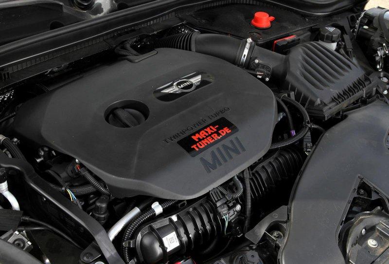 Maxi-Tuner форсировал MINI Cooper S