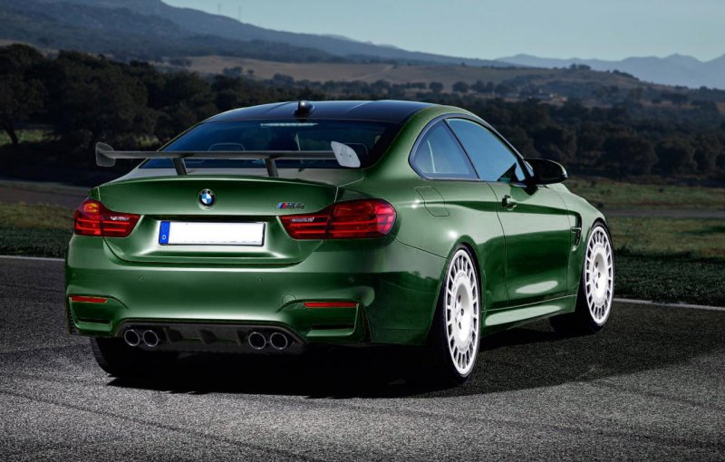 Alpha-N Performance работает над пакетом для BMW M3 и M4