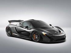 McLaren покажет уникальные суперкары 650S Spider и P1