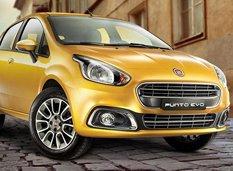 FIAT представил рестайлинговый хэтчбек Punto