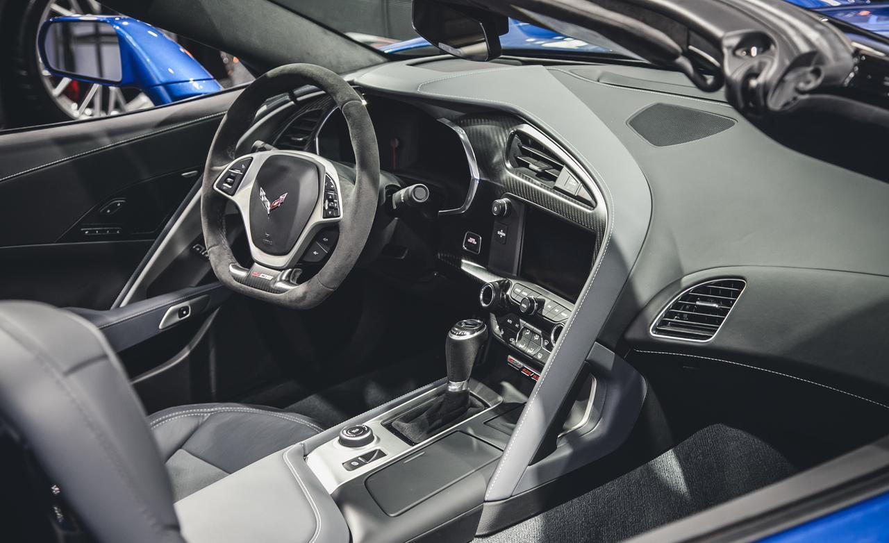 Тест-драйв Chevrolet Corvette Z06 (2015)