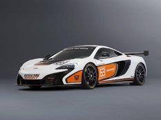 McLaren построил гражданский трековый болид 650S Sprint