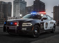 Обновленный Dodge Charger приспособили для нужд полиции