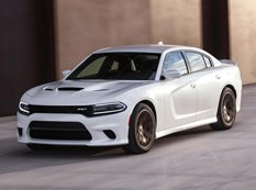 Dodge ���������� ����� ������ � ���� ����� Charger SRT Hellcat
