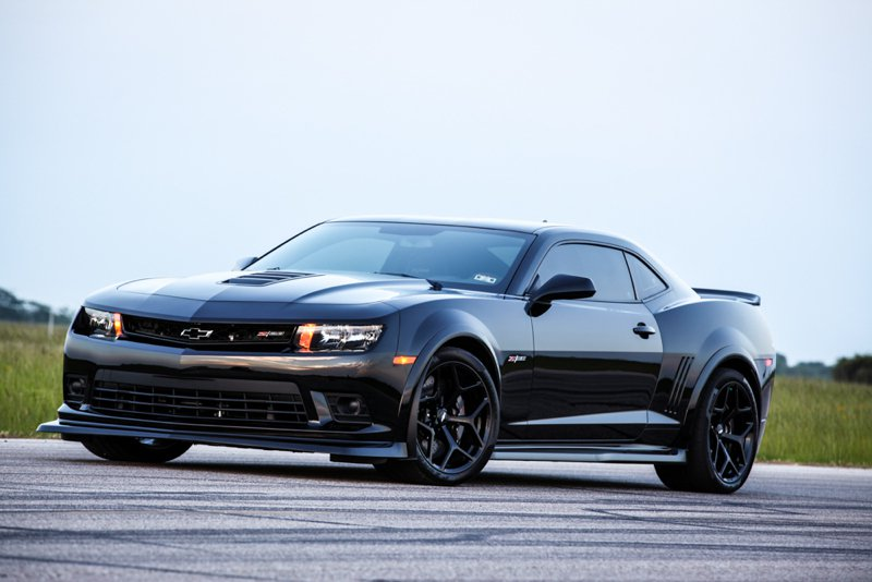 Chevrolet Camaro Z28 HPE600 от Hennessey Performance