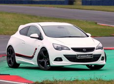 Irmscher представил хэтчбек Opel Astra GTC Turbo i 1400
