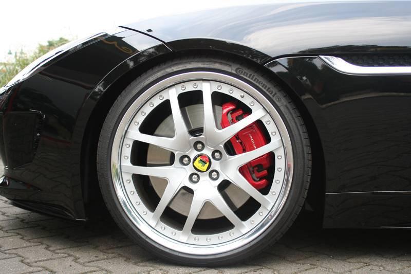 Jaguar F-Type R Coupe в исполнении ателье Arden